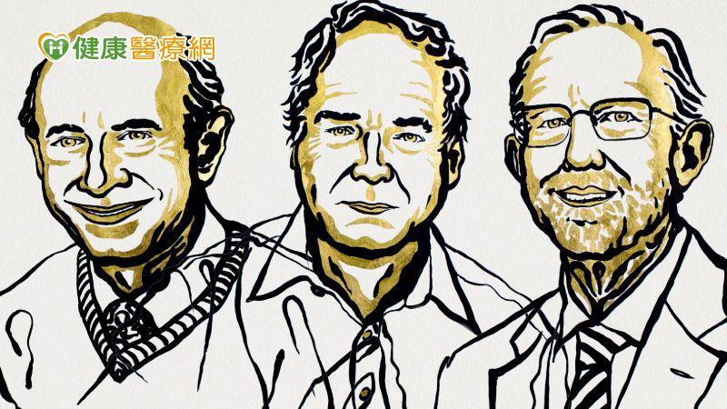 英美3學者發現C肝病毒 共獲諾貝爾醫學獎